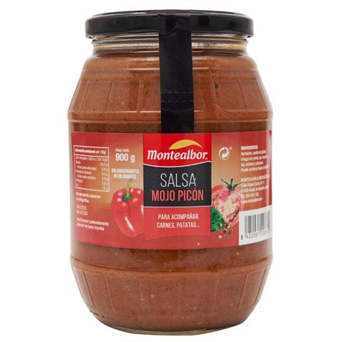 Salsa mojo picón 900 g